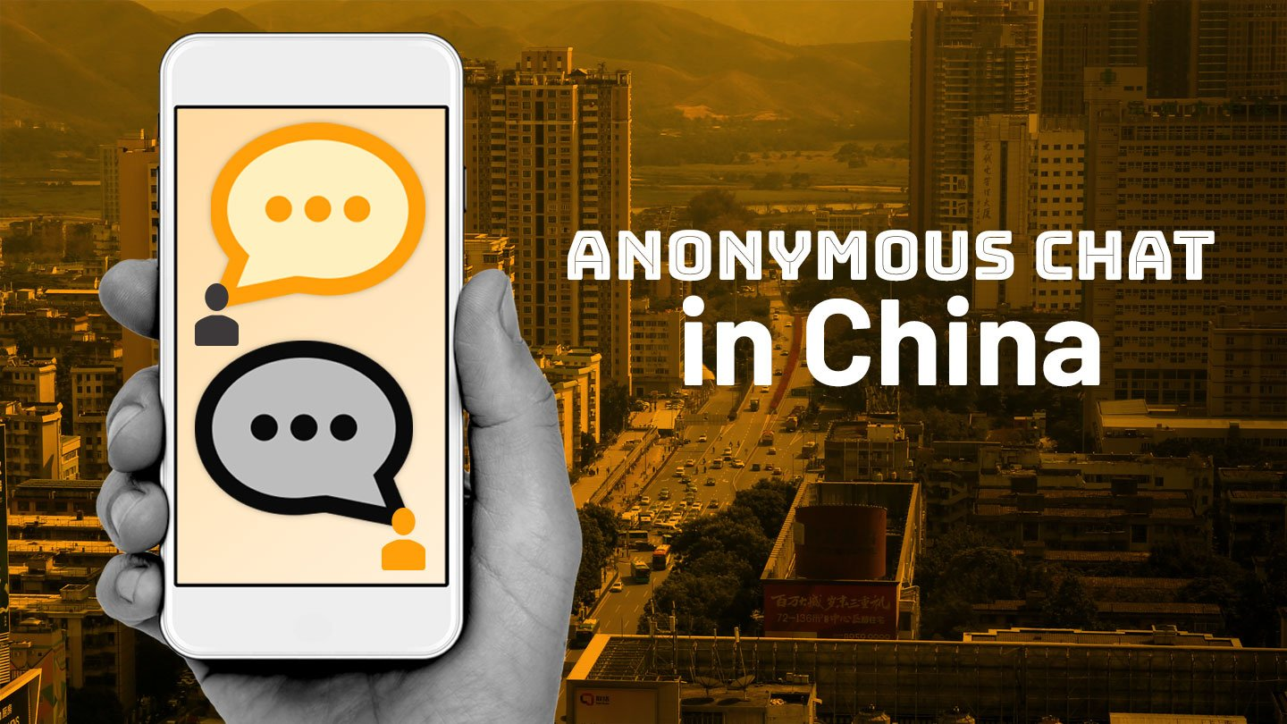 Anonymous chat app draws attention for founder's identity