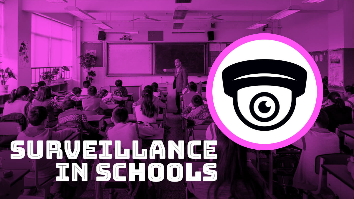 China is putting surveillance cameras in plenty of schools