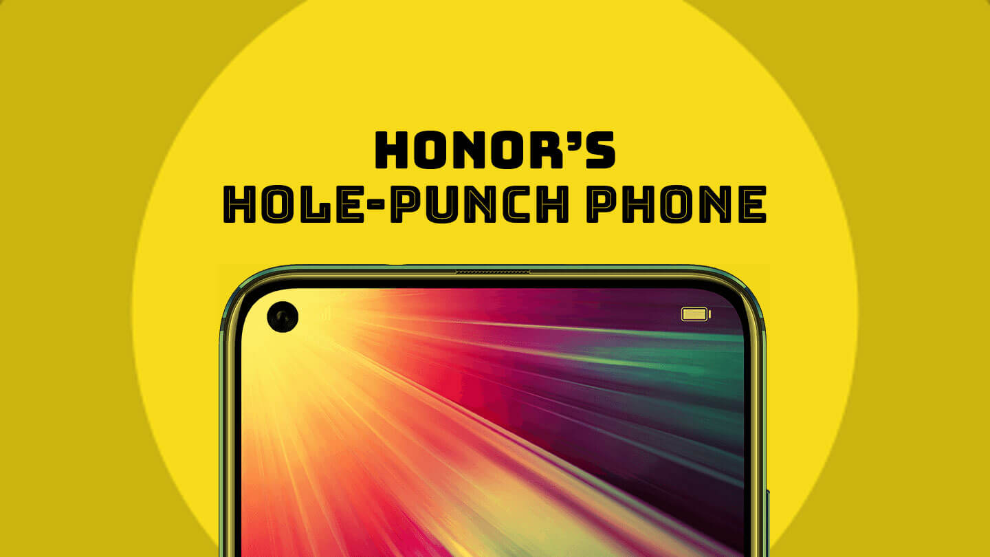 Can't buy a Huawei? Honor's hole-punch phone is an affordable alternative