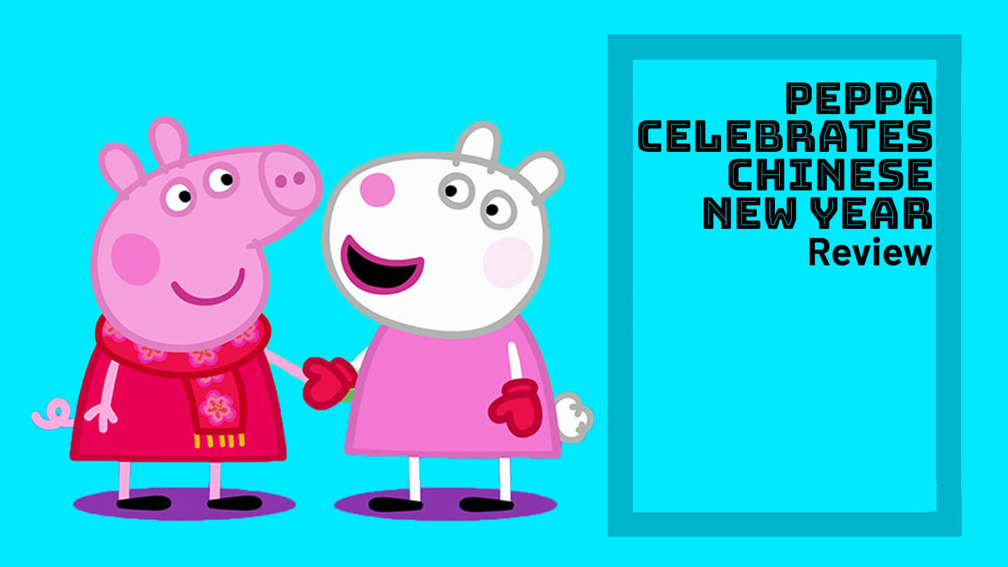 Alibaba's Peppa Pig movie doesn't have much Peppa Pig in it