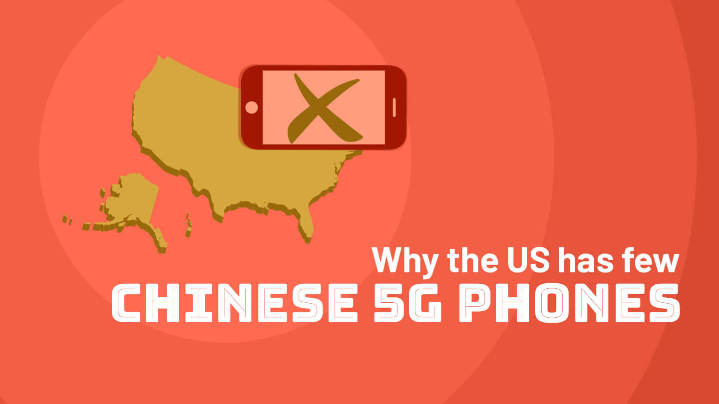 Why are 5G phone makers skipping the US for other markets?