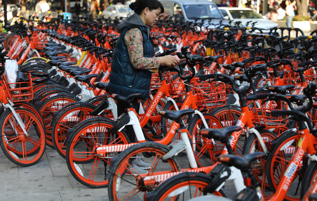 Can bike sharing survive in China?