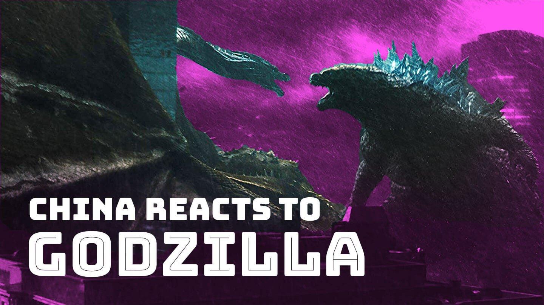 China thinks Godzilla should have saved his girlfriend