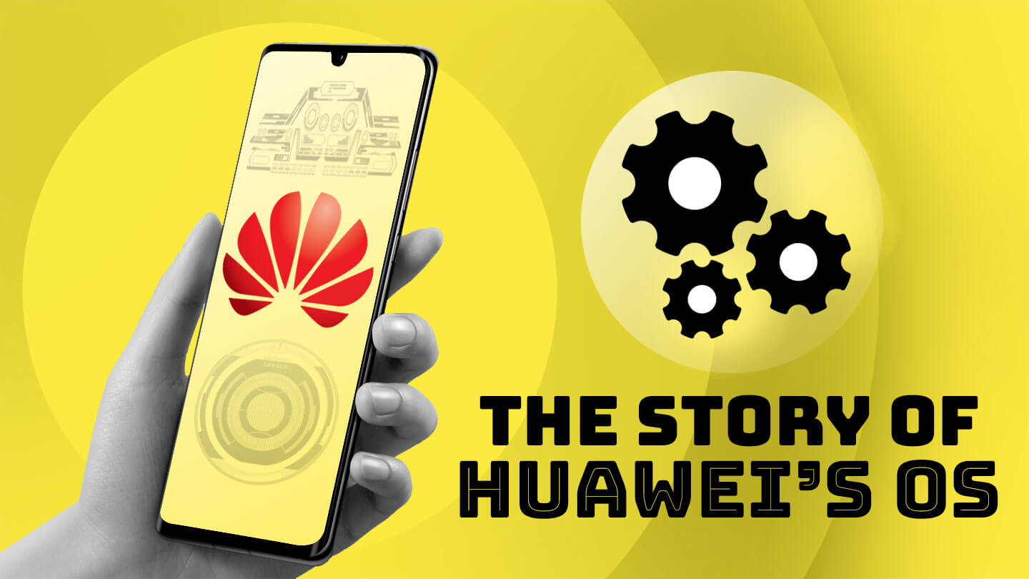 Huawei's OS was the company's best-kept secret for years