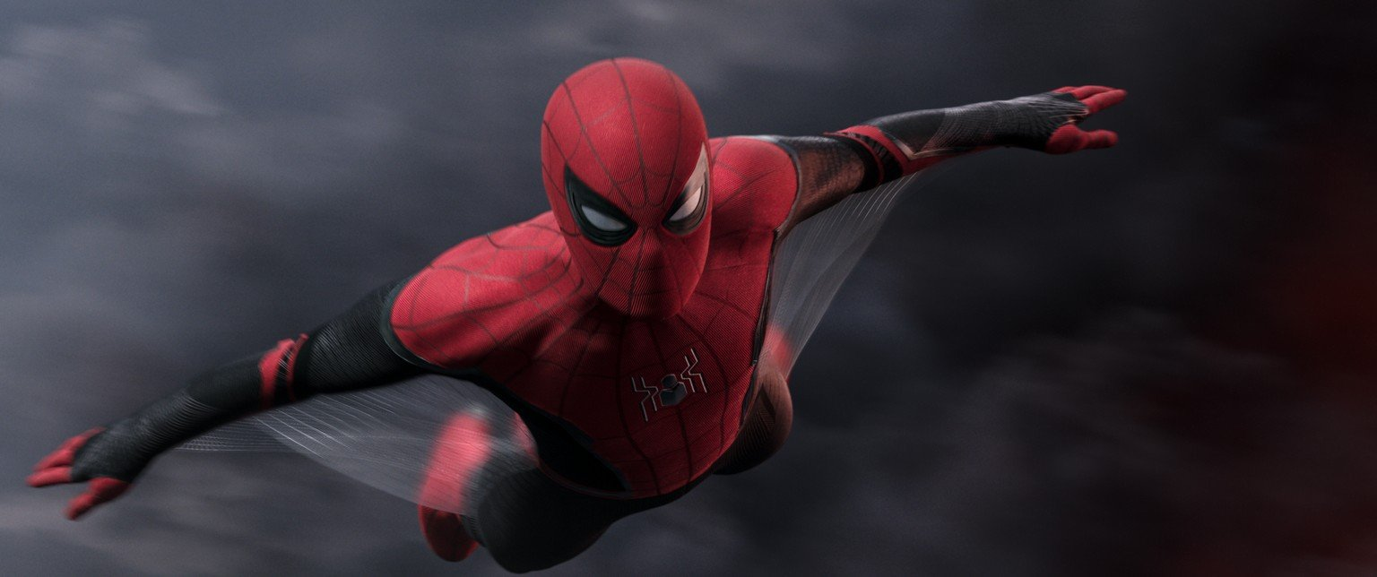 An early glimpse of Spider-Man: Far From Home makes Chinese fans excited to share spoilers
