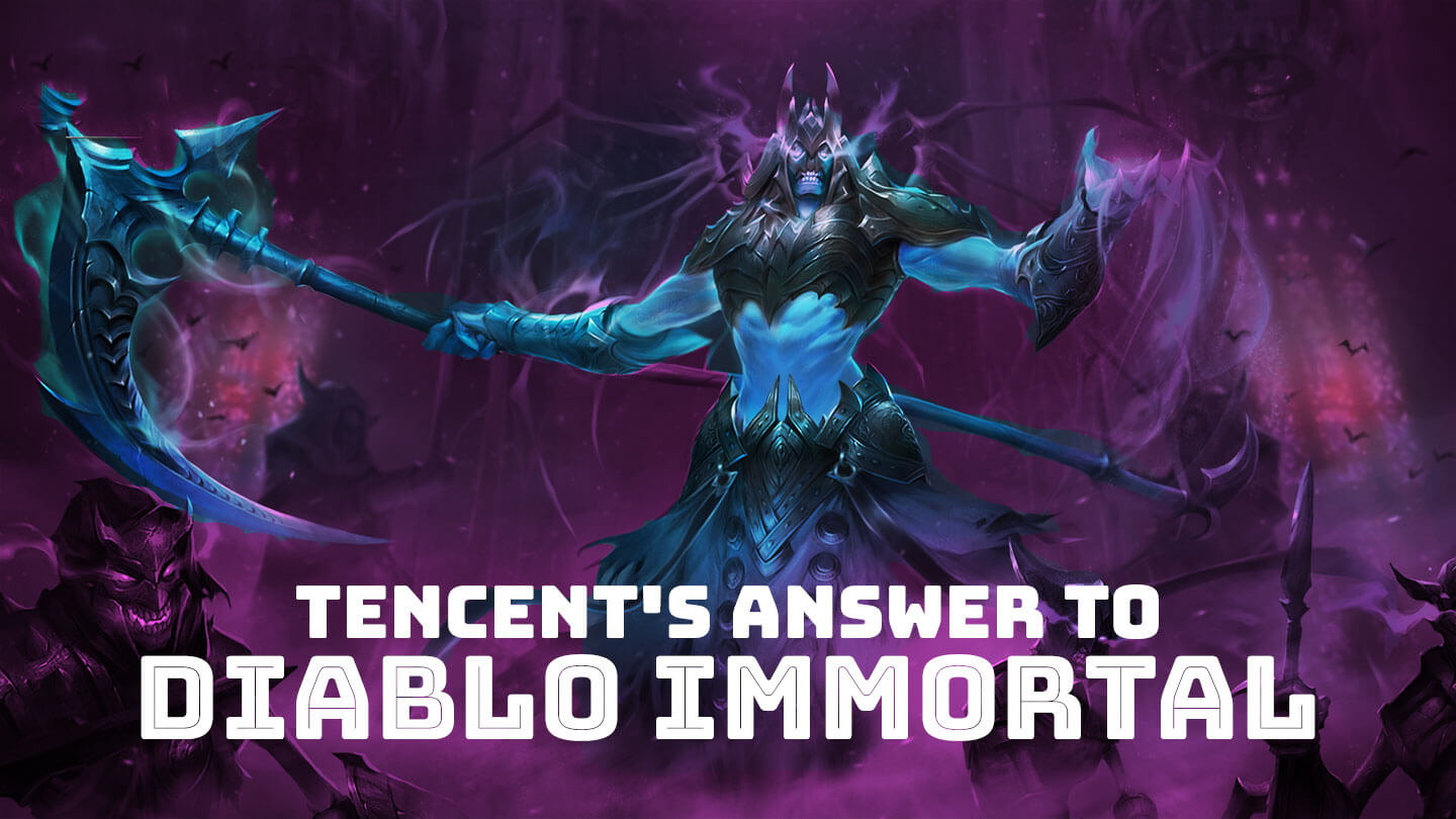 Tencent's answer to Diablo Immortal bombed in China