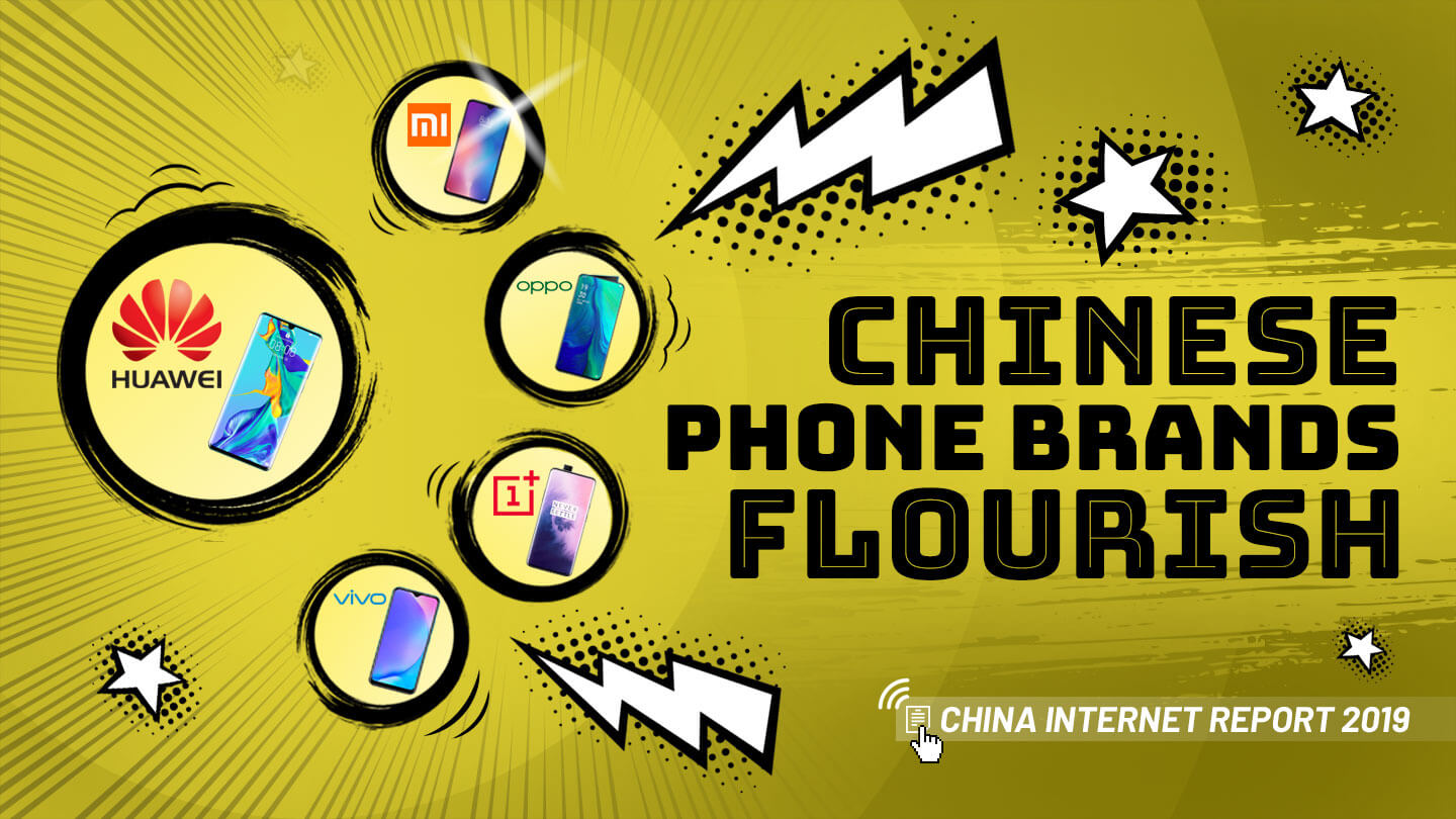 Chinese brands thrive in a slowing smartphone market