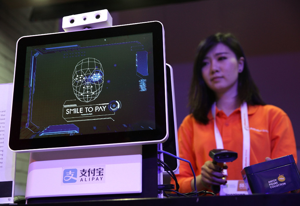 Facial recognition payments are a privacy risk, says China central bank official