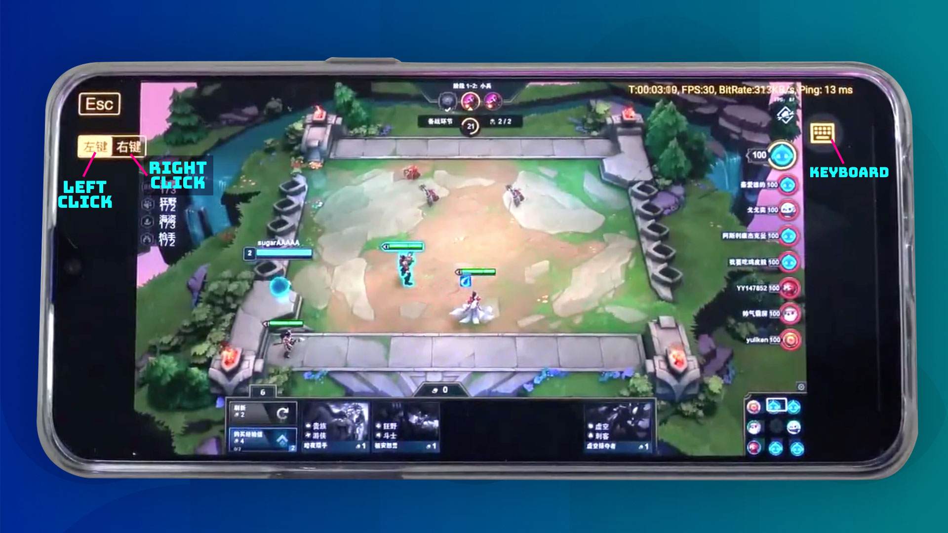 Tencent finally lets you play Teamfight Tactics on mobile, but only at home