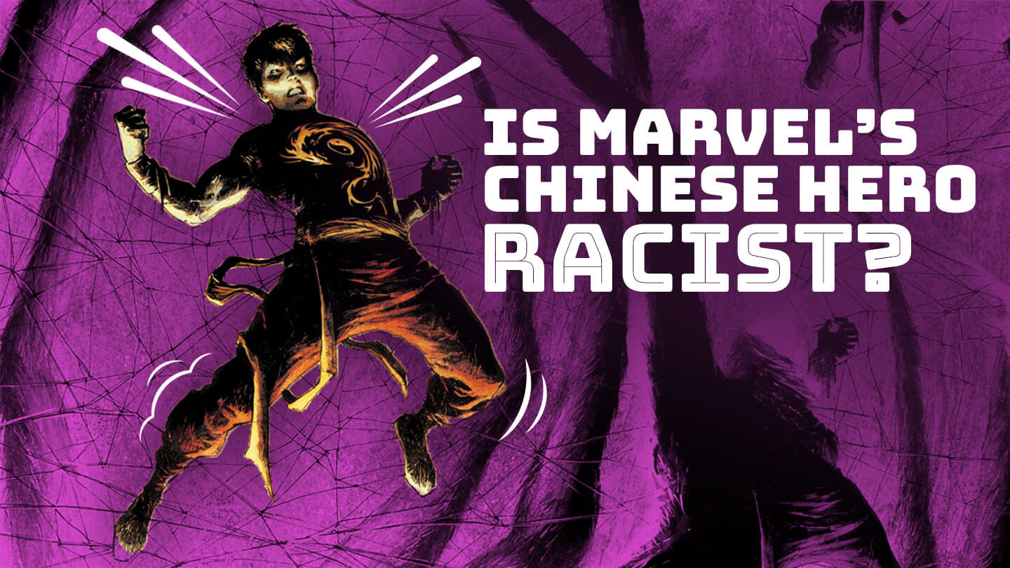 Marvel's Shang-Chi casting rumor reopens debate about the racist Fu Manchu caricature