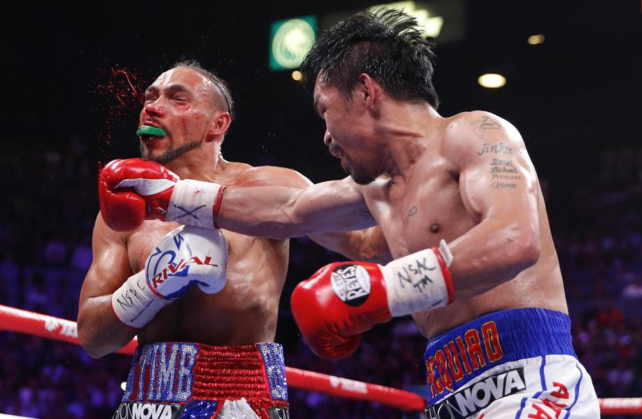 Manny Pacquiao vs Keith Thurman: odds, predictions, fight date for