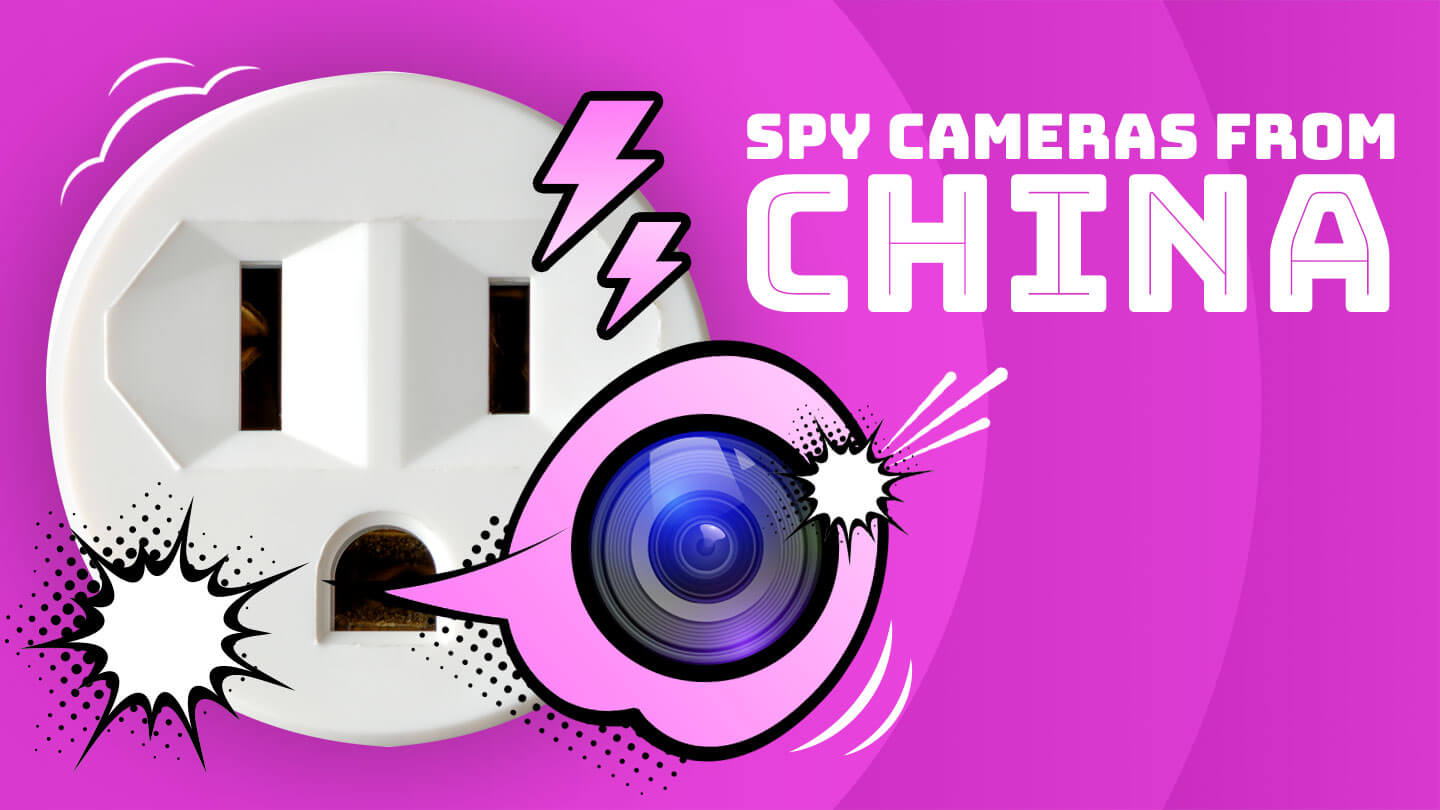 Illegal spy cameras are still easy to find in Shenzhen's gadget paradise
