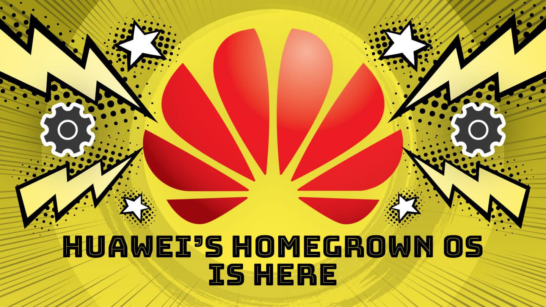 Huawei debuts Android alternative HarmonyOS