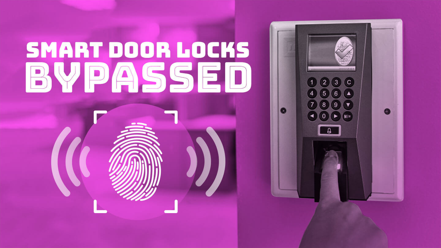Are smart locks safe? A Chinese report says not really