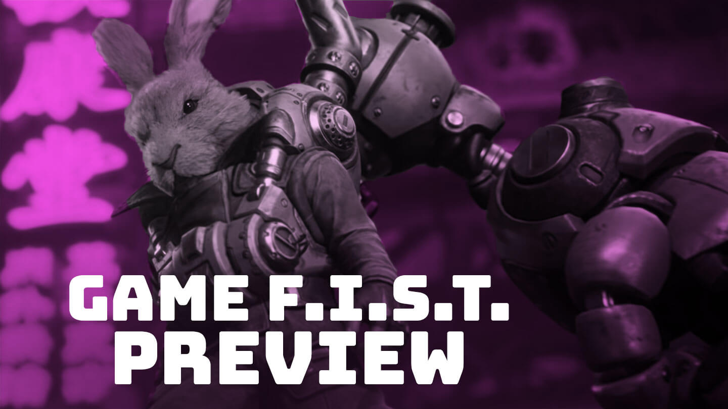 F.I.S.T. could be the gritty 3D Metroidvania game you didn't know you wanted