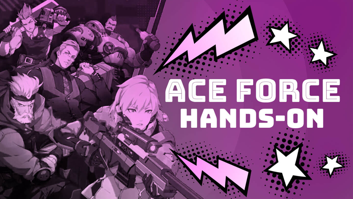 Ace Force is basically Overwatch for mobile
