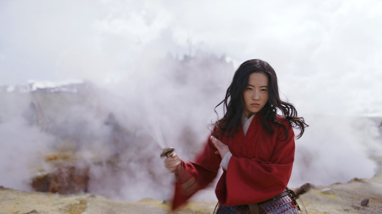 Twitter users call for Mulan boycott over actress's anti-Hong Kong protest meme