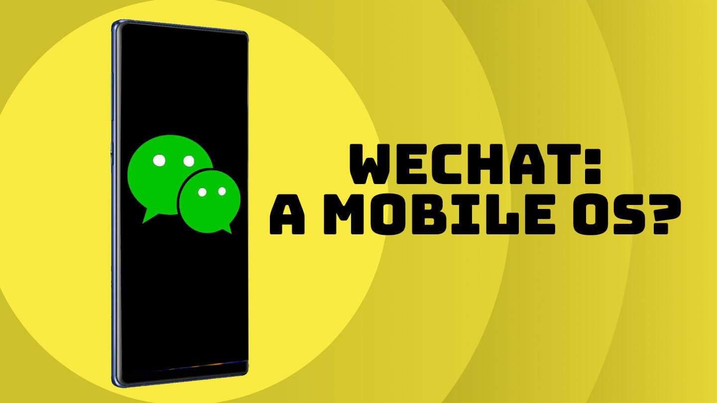 WeChat looks even more like an operating system now thanks to Samsung
