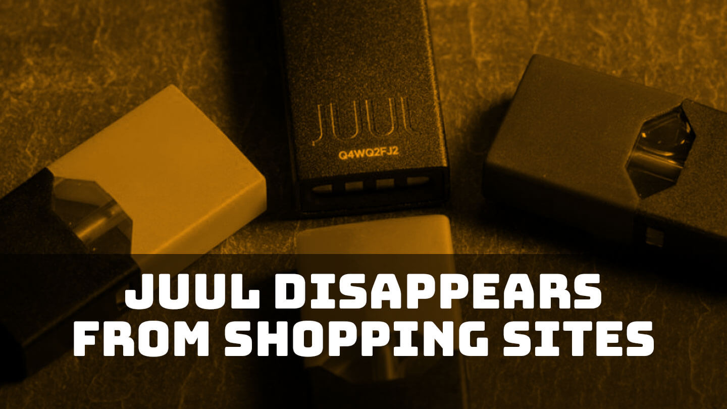 Juul e-cigarettes vanish from Chinese shopping sites | Abacus