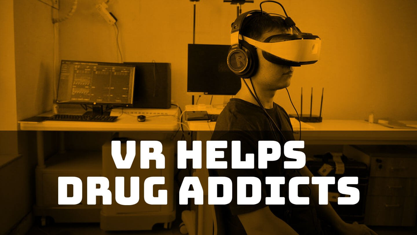 How one startup is using AI and VR to help drug addicts | Abacus