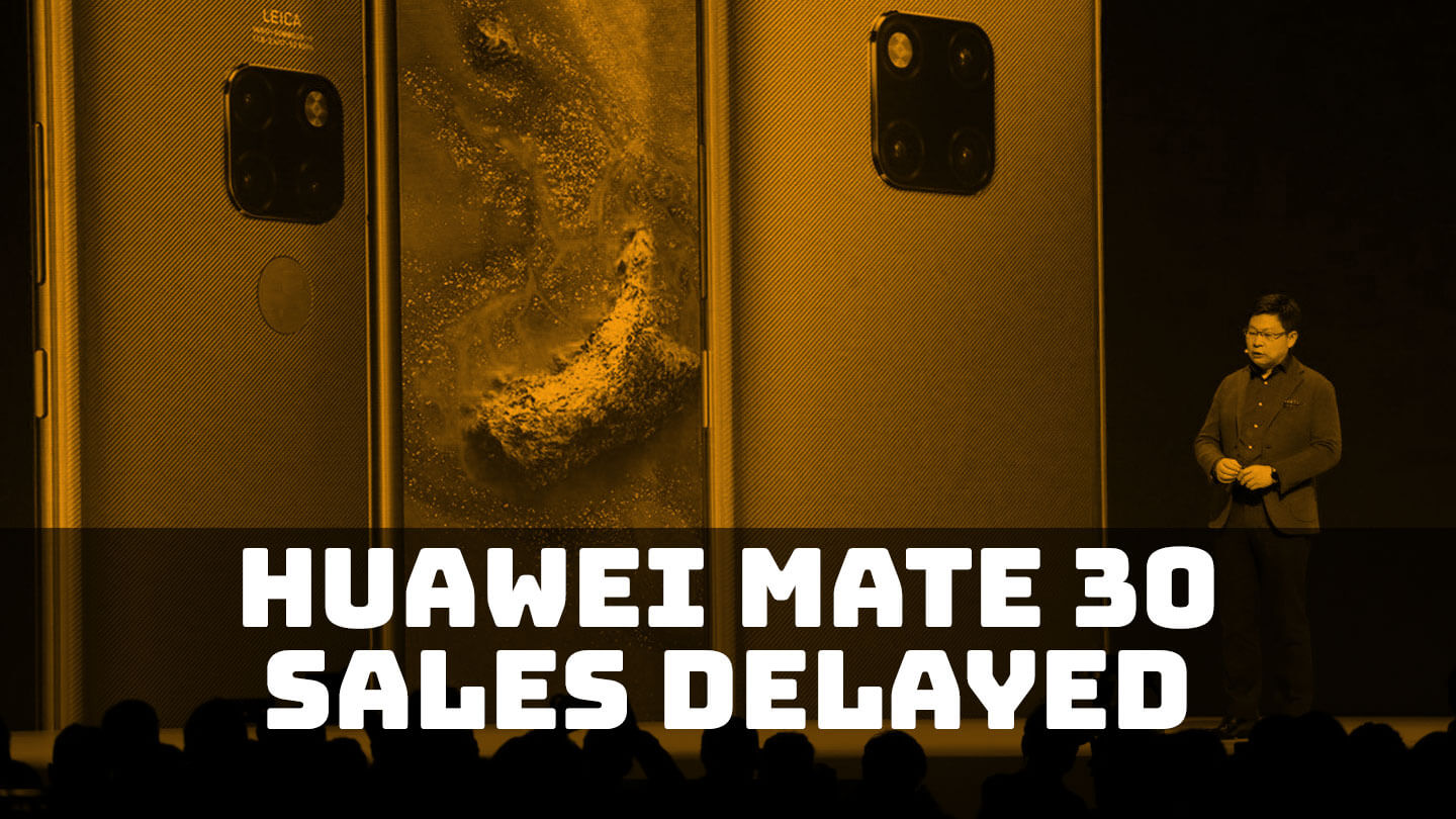 Huawei announced the Mate 30 but has no release date in Europe   Abacus