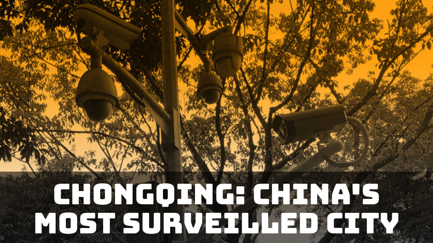 Chongqing is the world's more surveilled city, but residents don't seem to mind | Abacus