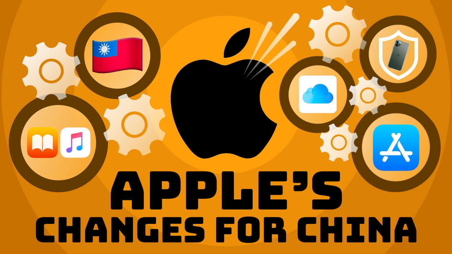 Four times Apple gave in to China | Abacus