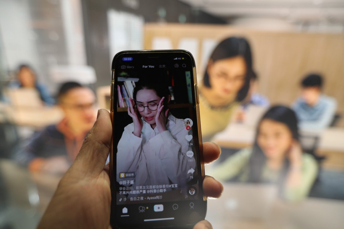 TikTok says it's not censoring content amid concern about Chinese owner ByteDance