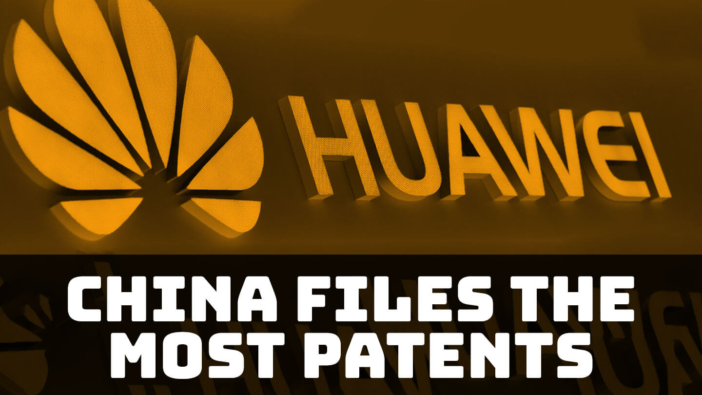 China's patent applications hit 1.5 million in 2018, more than double the US | Abacus