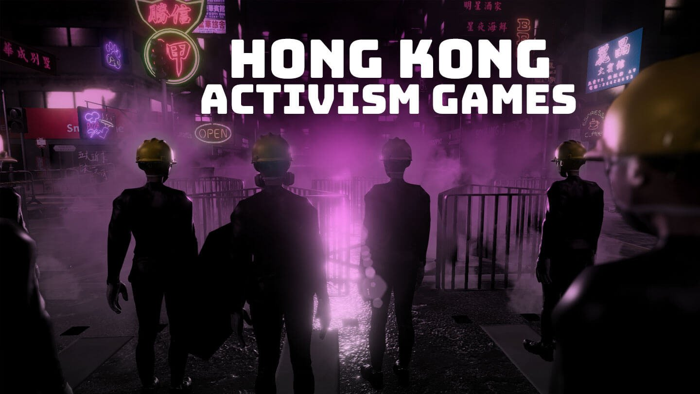 A new Steam game lets you fight as a Hong Kong protester | Abacus