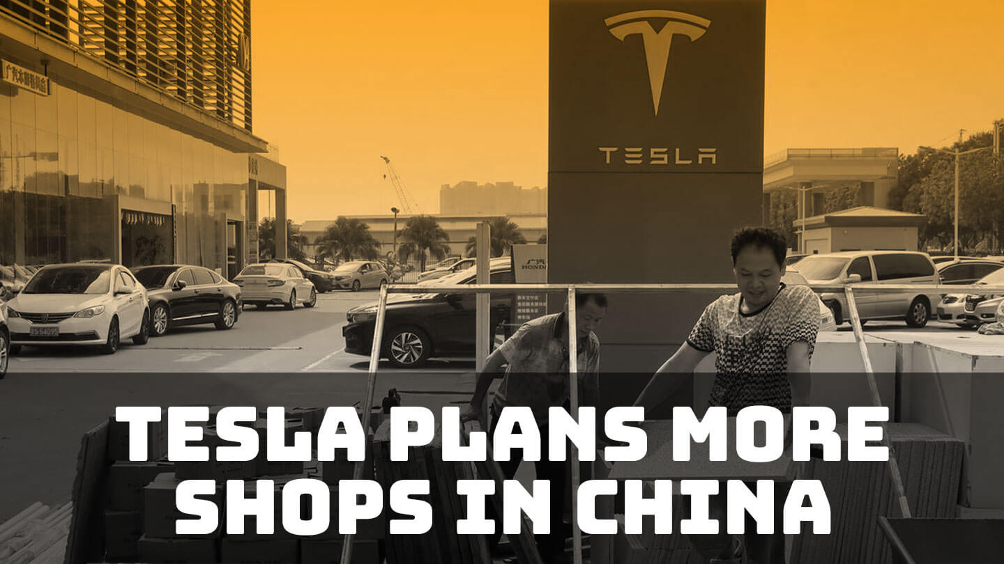 Tesla wants to add more service centers and charging stations in China | Abacus