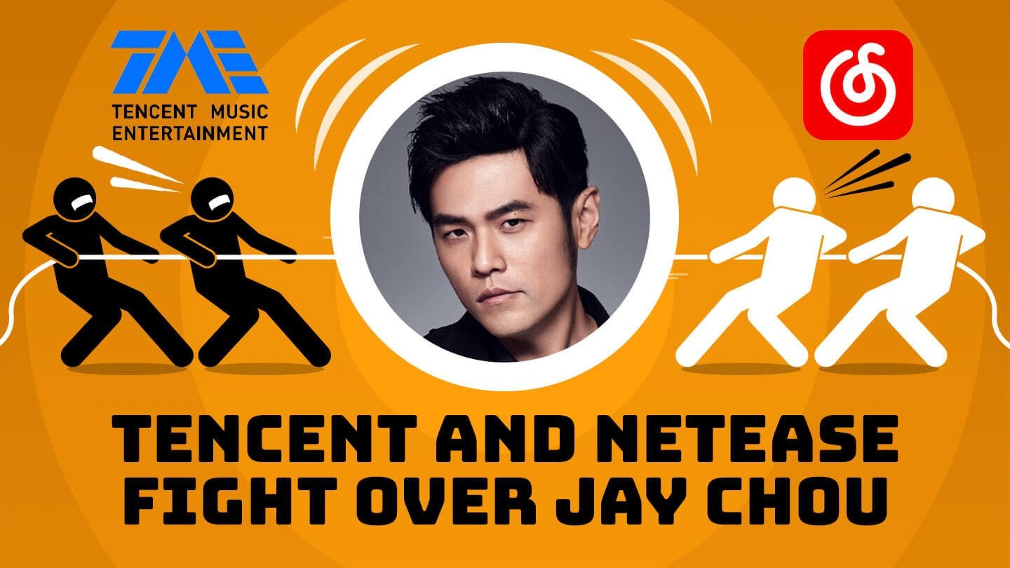 A lawsuit over pop star Jay Chou speaks volumes about China's streaming war | Abacus