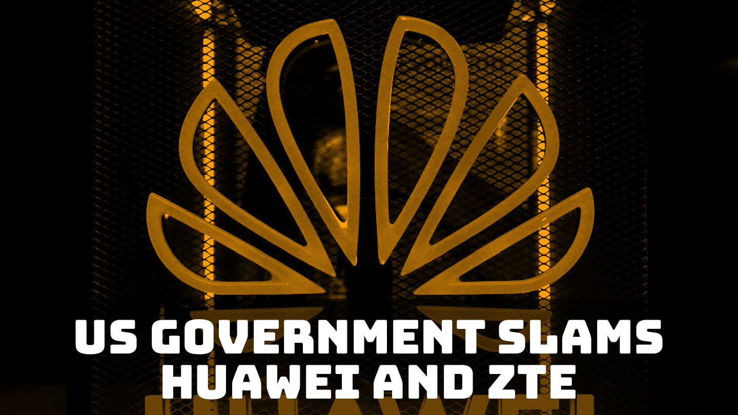 Huawei and ZTE 'cannot be trusted,' says US attorney general - The US government will soon decide whether to have telecom companies remove Huawei and ZTE equipment | Abacus