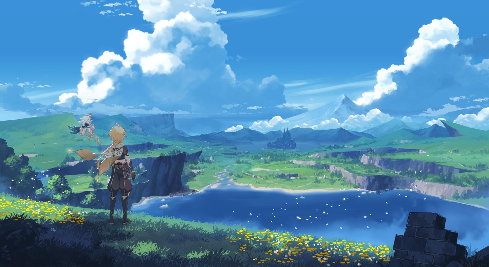 Zelda Lookalike Genshin Impact Is Heading To The Nintendo Switch South China Morning Post