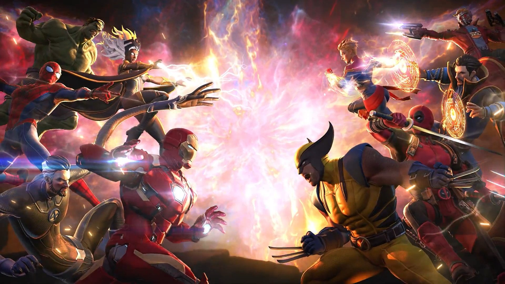 MARVEL Super War Now Available In More Regions