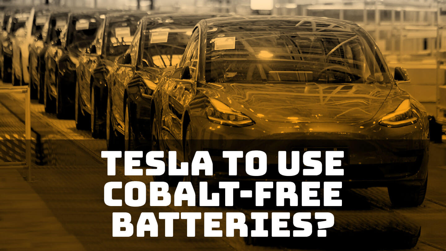 Tesla's first cobalt-free batteries could come from China's CATL - Tesla is in advanced talks with CATL to use lithium iron phosphate batteries for the first time | Abacus