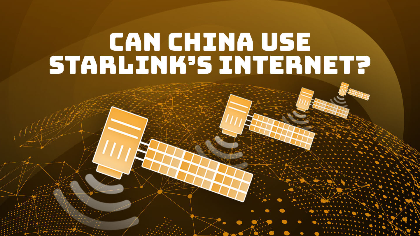 Does Elon Musk's dream of satellite internet for all matter to anyone in China? - Experts say that even if China did let the SpaceX internet service Starlink operate in the country, which is unlikely, it would still be censored | Abacus