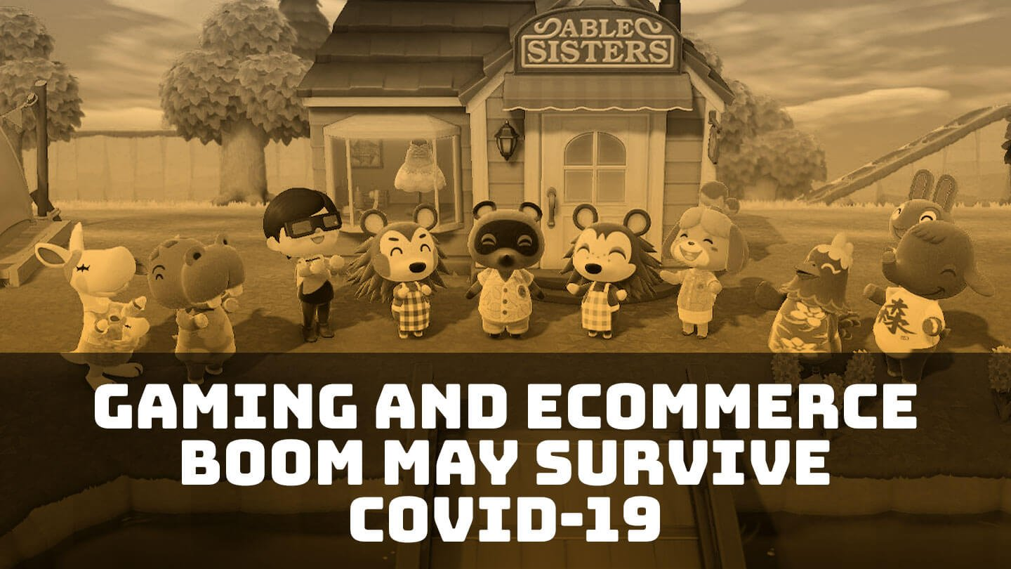 Can the gaming and ecommerce boom extend beyond Covid-19? - Some people see changes in consumer habits having a lasting effect, leading to games like Nintendo's Animal Crossing and Epic Games' Fortnite becoming a new social space | Abacus