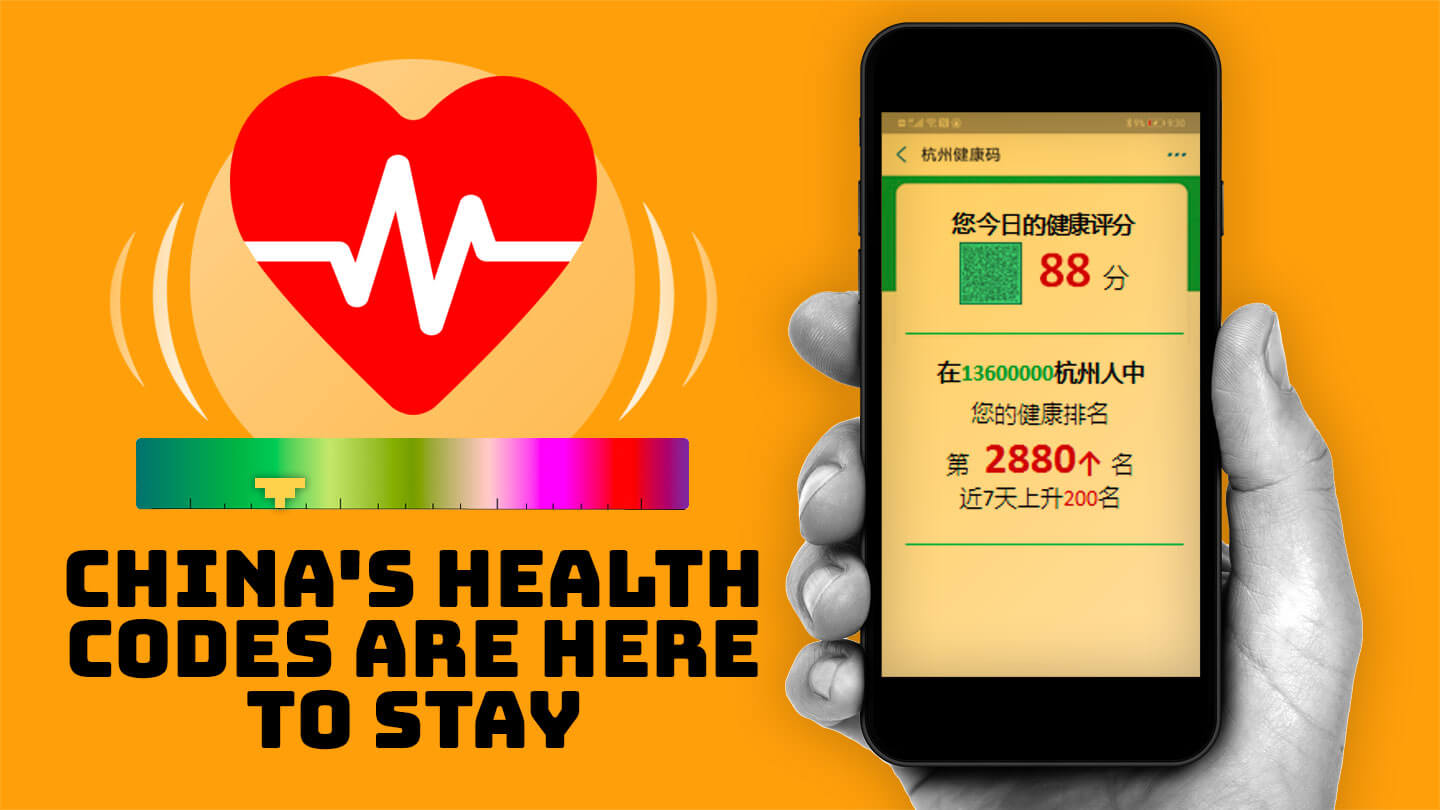 The Chinese city that introduced health codes wants to track drinking and smoking - A proposal from the Hangzhou government would have post-pandemic health codes assess lifestyle habits like exercising and medical checkups | Abacus