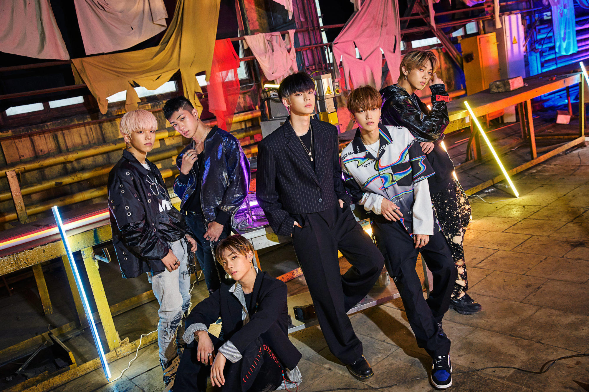 Rising stars of K-pop – ONF talk about art, new album ONF: My Name, their  single Beautiful Beautiful, the creative process and coffee | South China  Morning Post