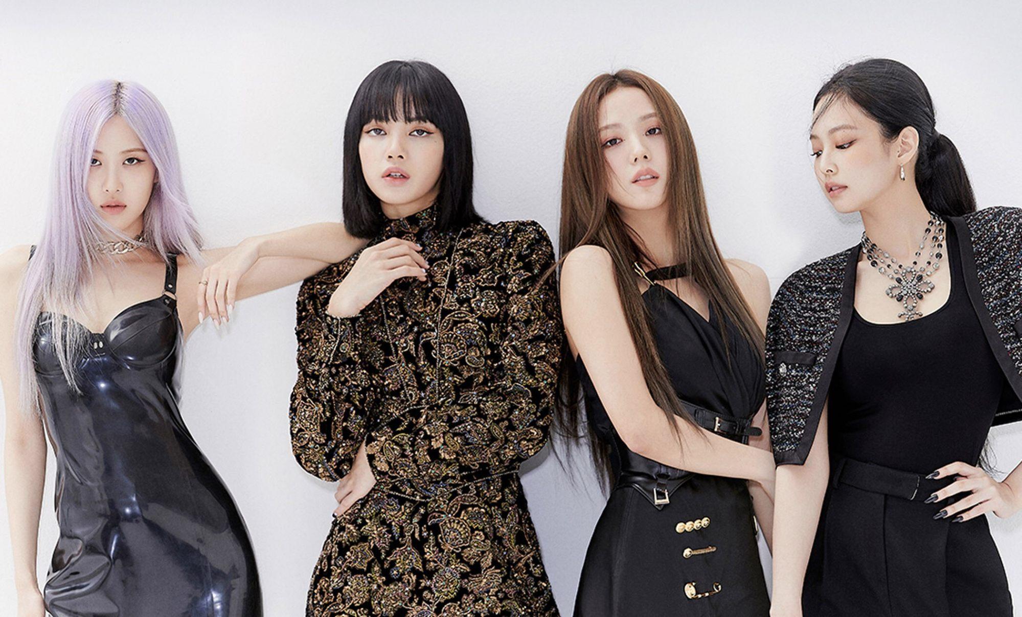 Girl group Blackpink adalah pendukung besar perubahan iklim.  Foto: YG Entertainment
