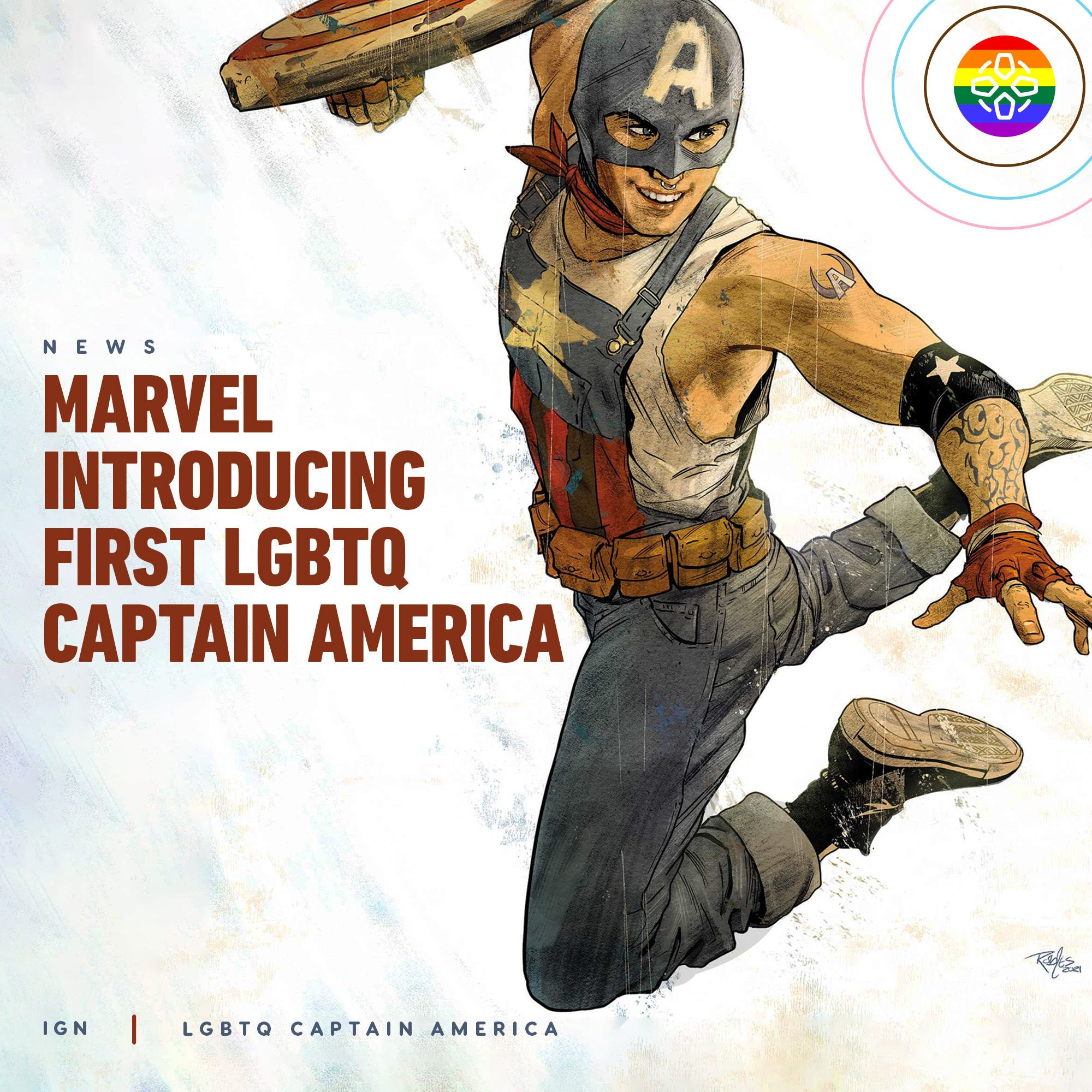Teen gay 'American Bandstand'