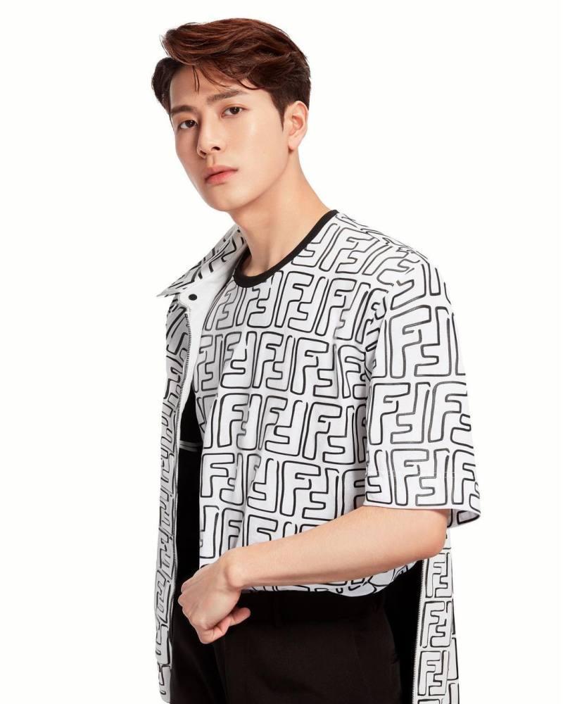 The ever-stylish Jackson Wang. Photo: @jacksonwang852g7/Instagram