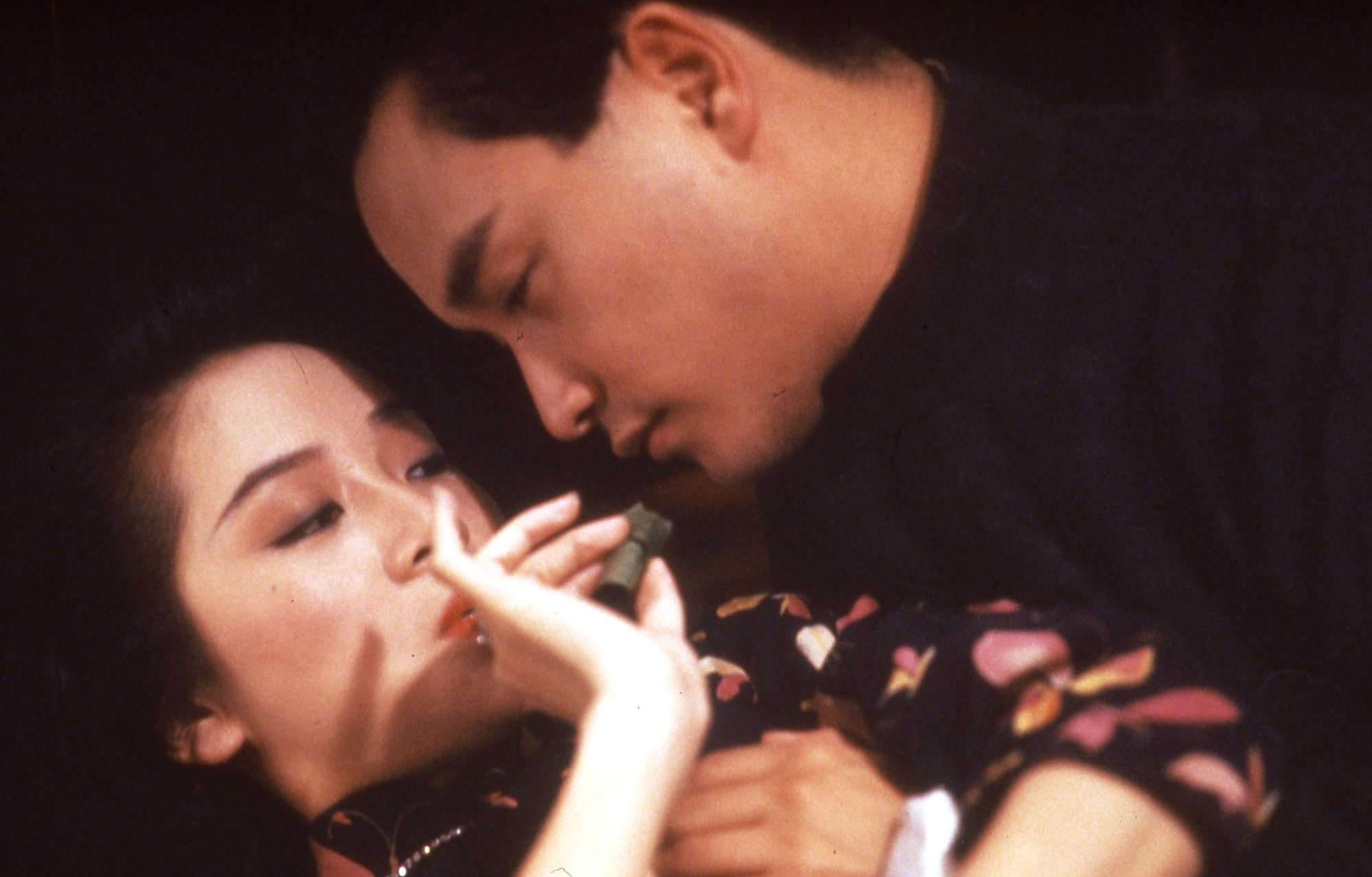 Leslie Cheung and Anita Mui in a still from 'Rouge' (1988), directed by Stanley Kwan. Photo: Handout
