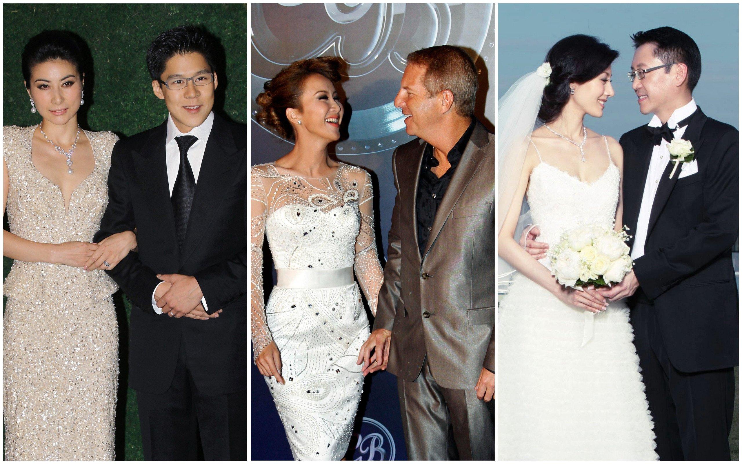 Tony leung and carina lau