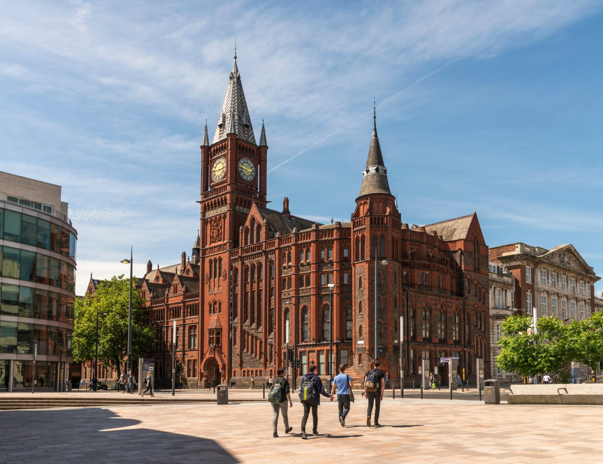 The University of Liverpool's master's degree course on The Beatles will explore the cultural impact of the Fab Four. Photo: University of Liverpool/The Beatles Story/Red Door News Hong Kong