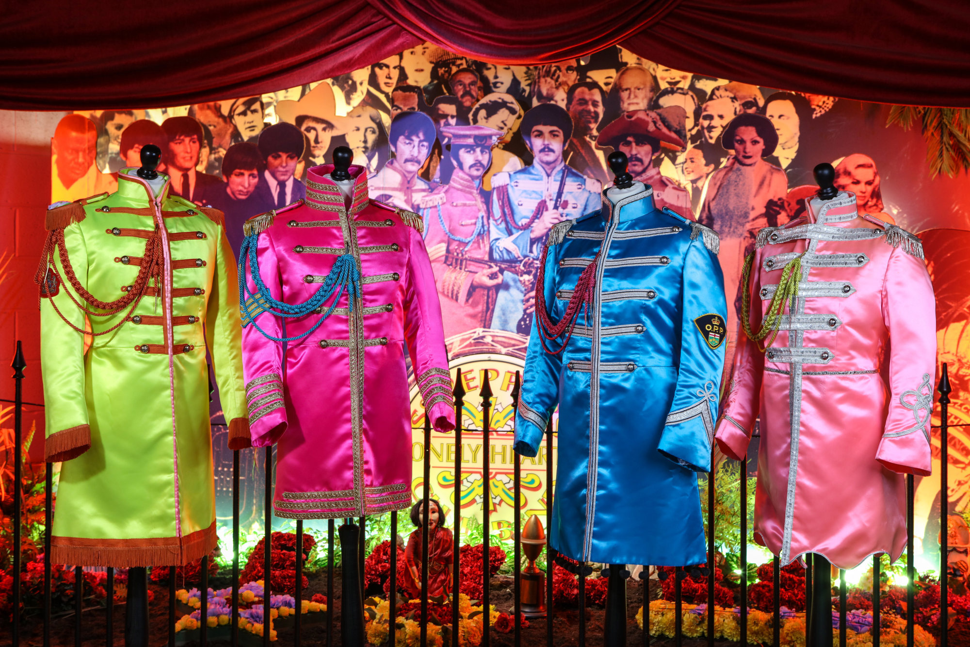 The Beatles Story exhibition in Liverpool is to reopen in May. Photo: University of Liverpool/The Beatles Story/Red Door News Hong Kong