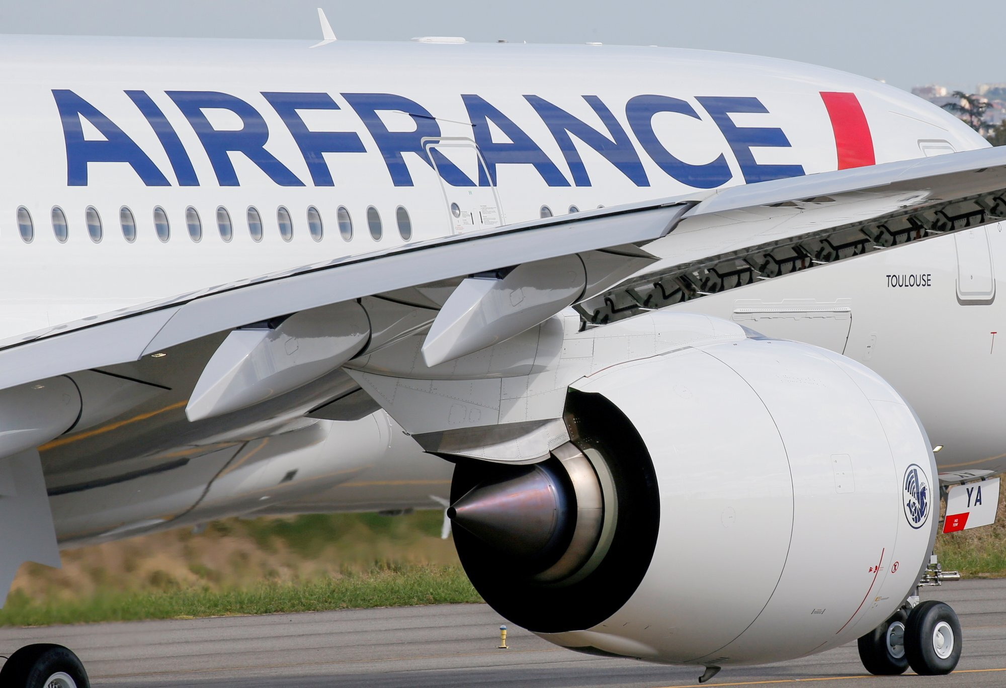 Daillet, his partner and the children are set to arrive in Paris on Monday aboard an Air France flight from Singapore. Photo: Reuters