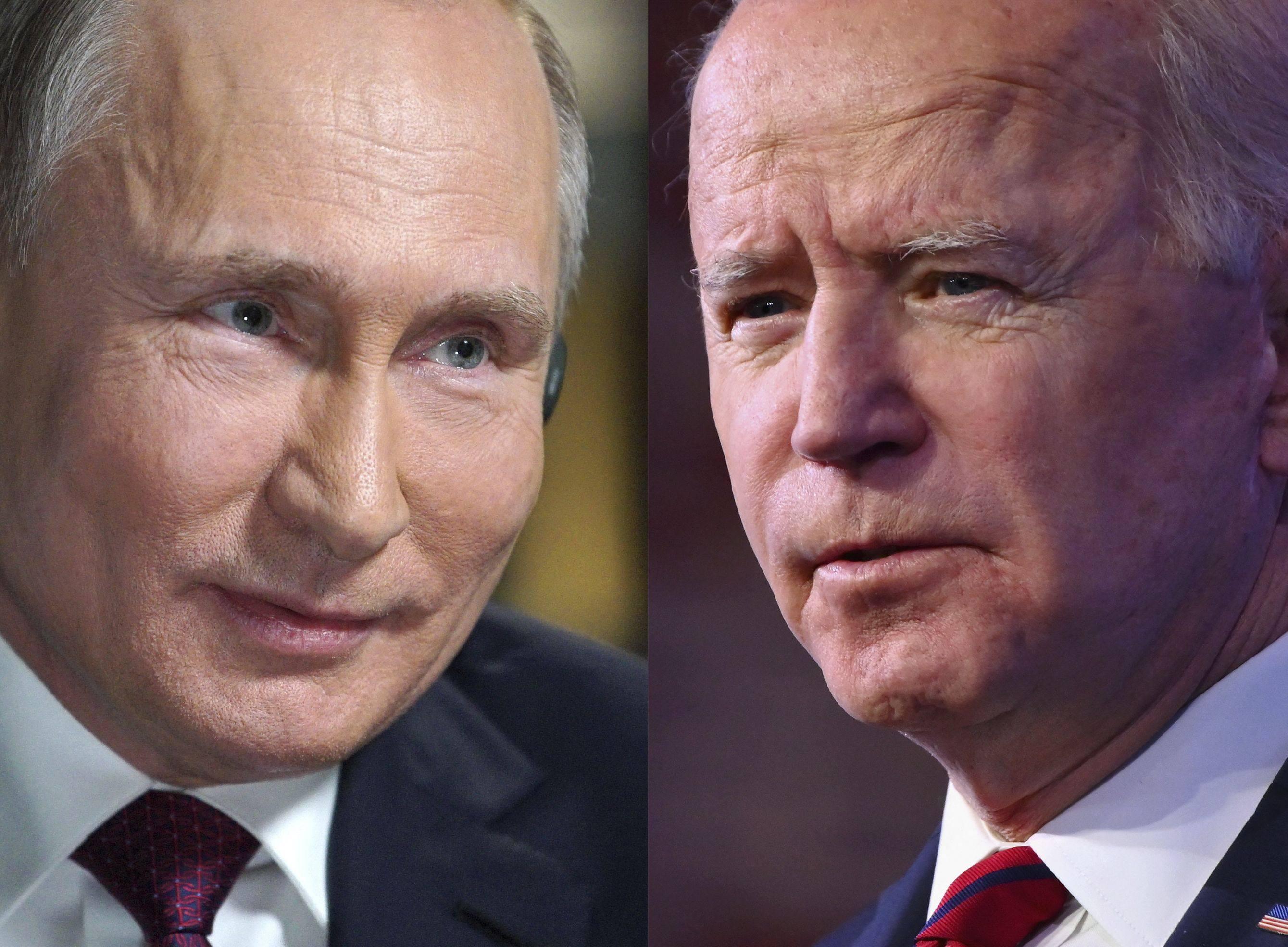 Joe Biden Calls Vladimir Putin A Worthy Adversary Ahead Of Geneva Meeting South China Morning Post