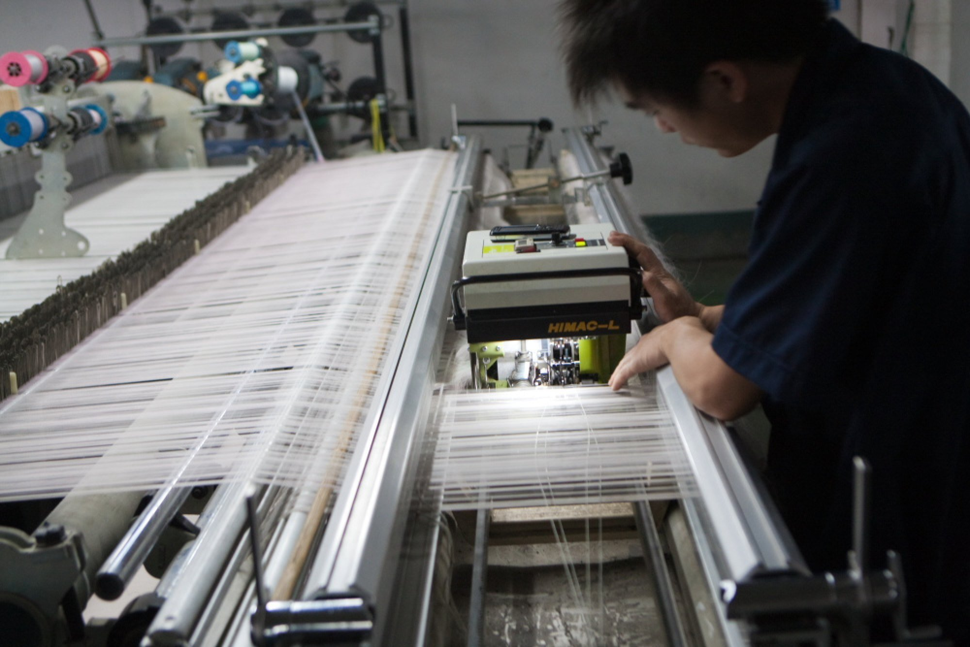 PFG's move into silk was partly led by a drive to help its factory workforce, then in Zhuhai, Guangdong but mainly from Sichuan.